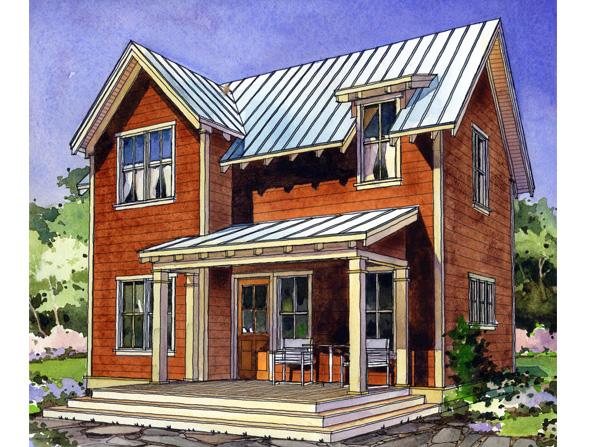 The alder cottage four