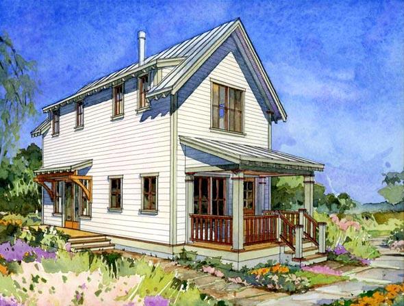 the alder cottage three