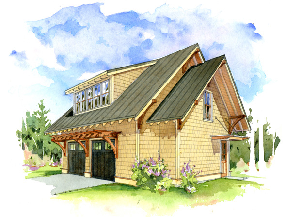 The hemlock studio perfect little house for Perfect small house plan